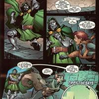 Squirrel Girl vs Dr Doom