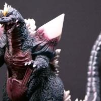 Space Godzilla vs Megatron