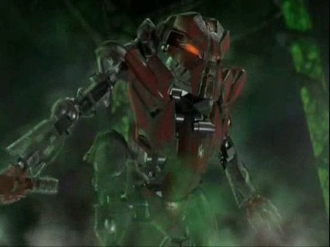 Bionicle krika