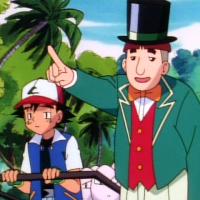 Melvin (Pokemon) vs Ash
