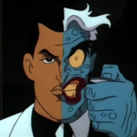 Egghead vs Two Face