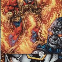 Orion vs Darkseid