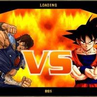 Kenshiro vs Goku