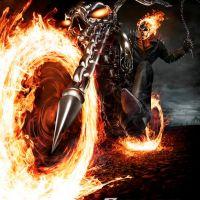 Dio Brando vs Ghost Rider