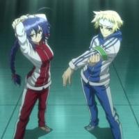 Zenkichi vs Medaka Kurokami