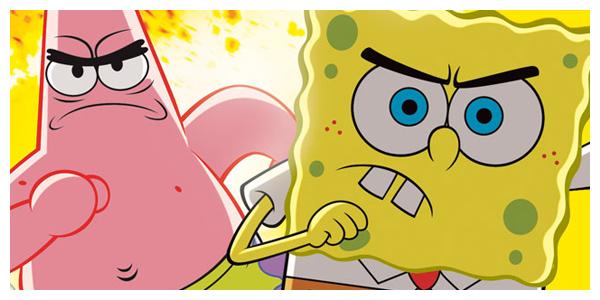 patrick vs spongebob dreager1 s blog