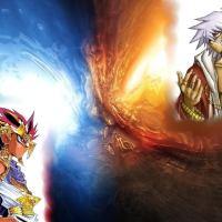 Yami Yugi vs Bakura