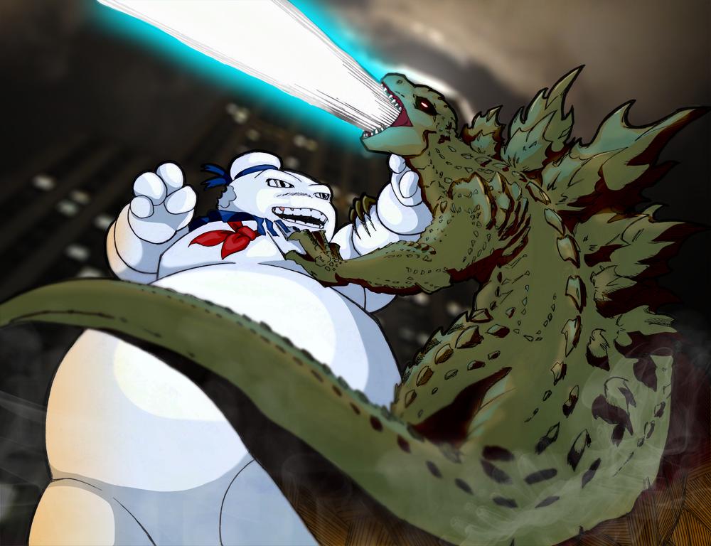 Godzilla Vs Megalodon   Car Interior Design