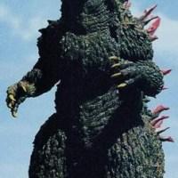 Godzilla vs Ben 10