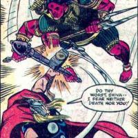 Shiva vs Thor