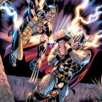 Wolverine vs Thor
