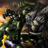 Doomsday vs Hulk