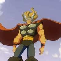 Starfire vs Thor