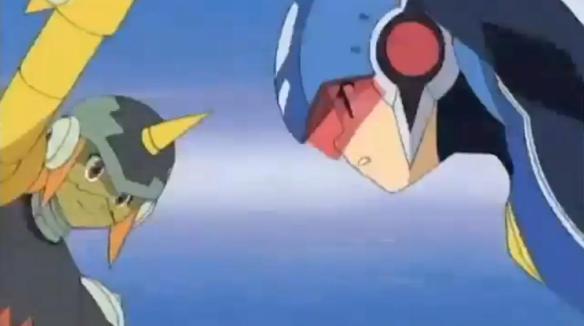 Gemini Spark vs Megaman SF