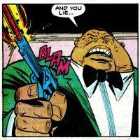 Agent Graves vs Chunk