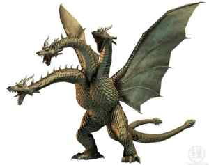 King_Ghidorah_Unleashed