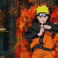 Gyuki vs Naruto