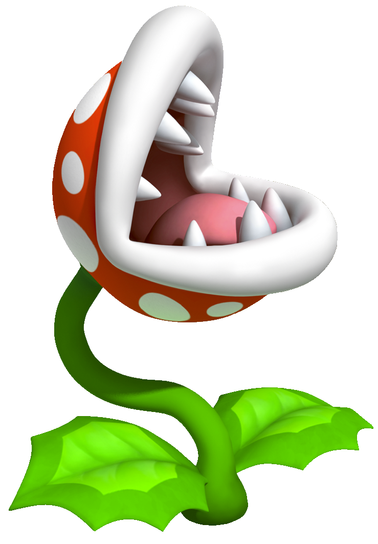 Piranha plant vs ben 10 dreager1 39 s blog for Plante mario