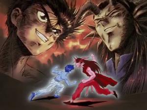 Yusuke_vs_Yomi