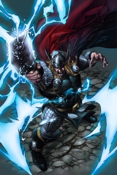 Predator vs Thor