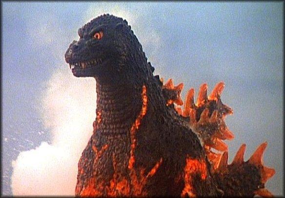 Master Hand vs Godzilla