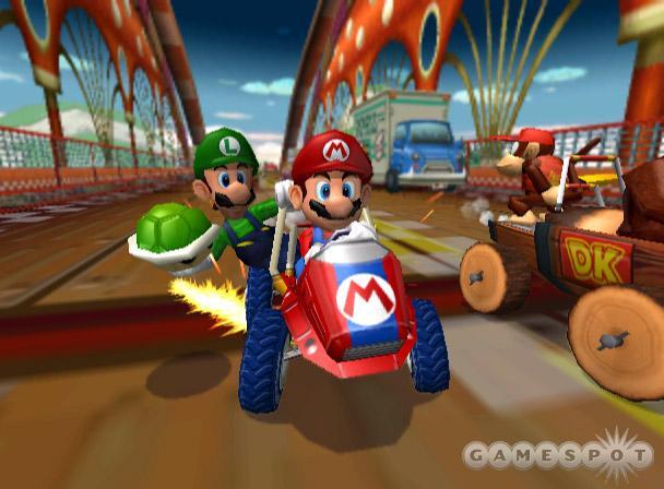 Mario Kart Double Dash Update Dreager1 Com