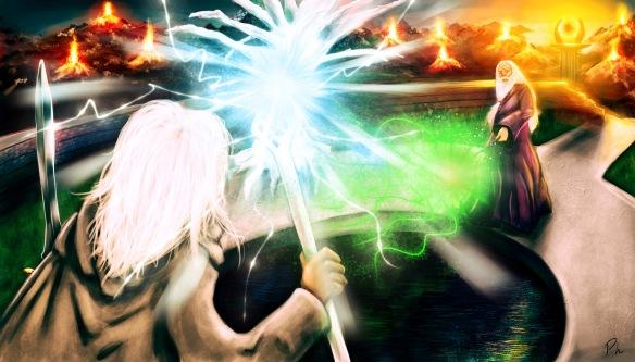 Gandalf-vs-Dumbledore