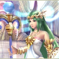 Palutena vs Bass