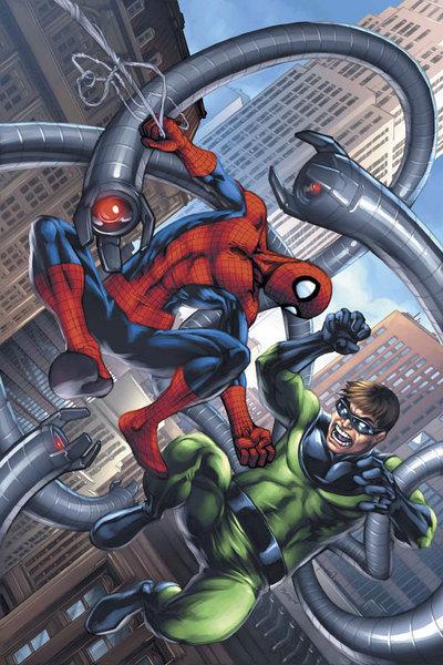 Spidey-vs-Doc-Ock-spider-man-villains-1811055-400-600