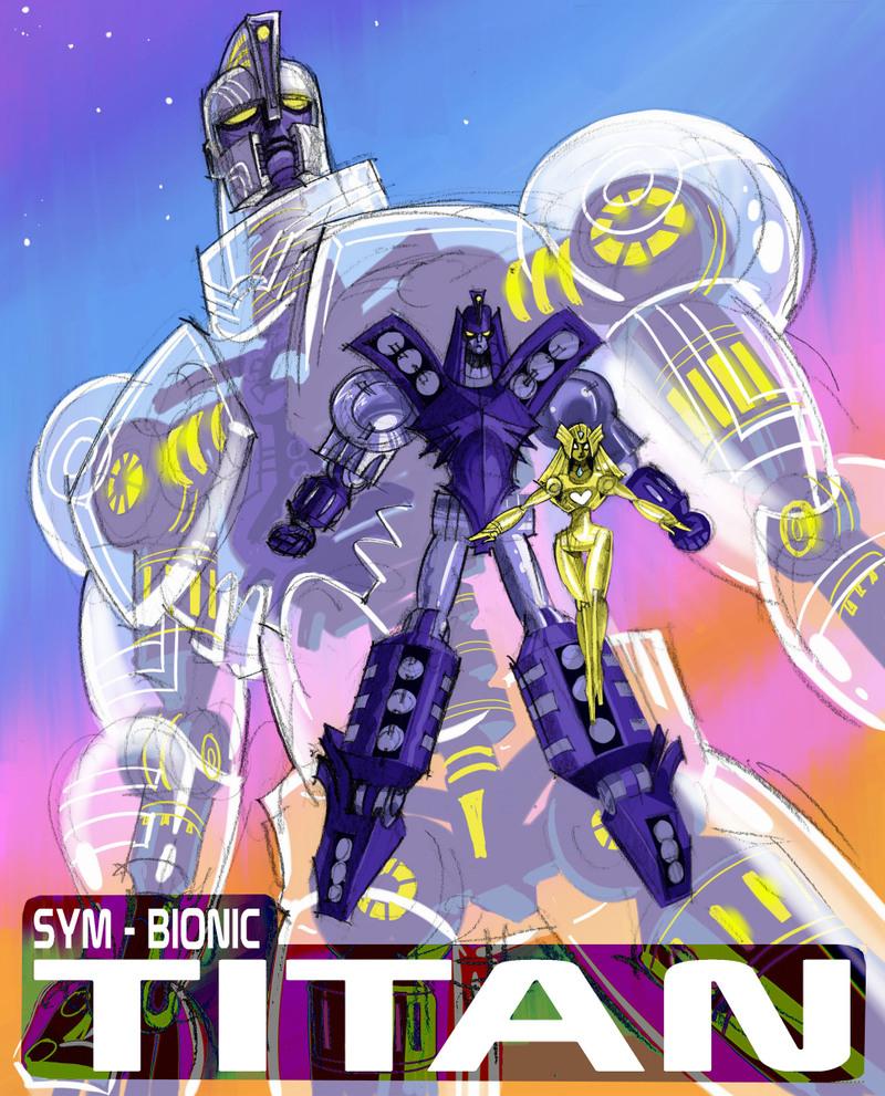 symbionictitan