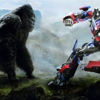 King Kong vs Optimus Prime