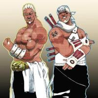 Raikage vs Killer Bee