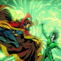 Dr Strange vs Nightmare (Marvel)