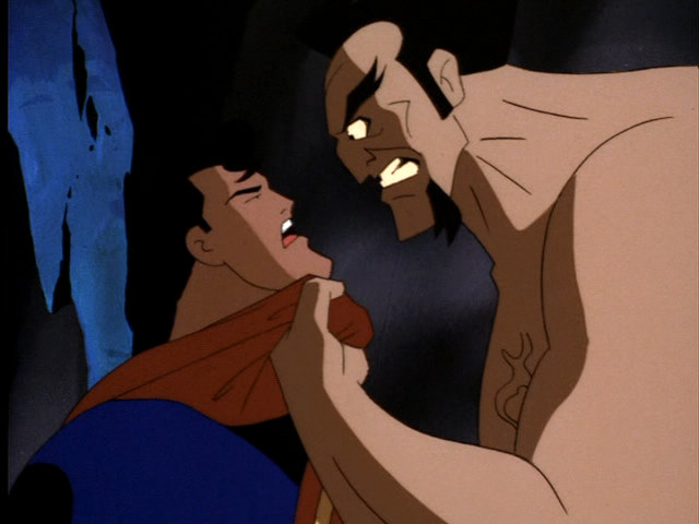 Superman vs Ra's Al Ghul   DReager1's Blog