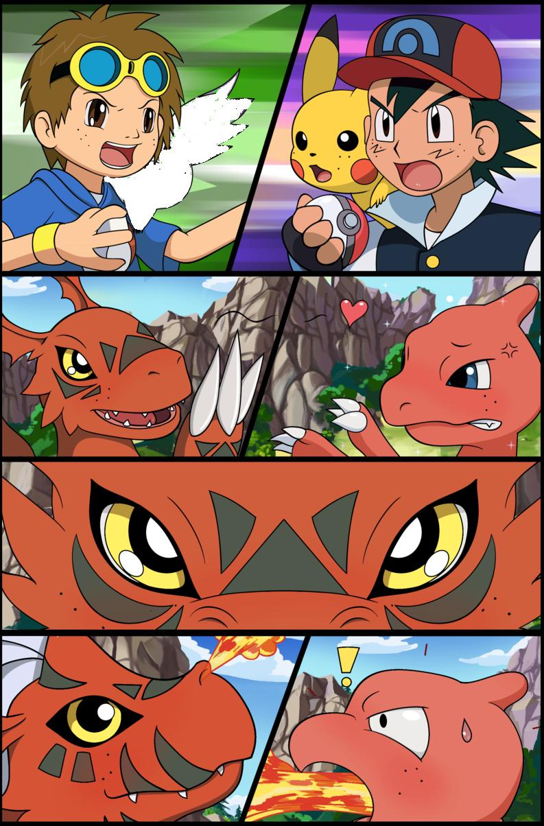 Pokemon Ash and Jasmine Fan Fiction