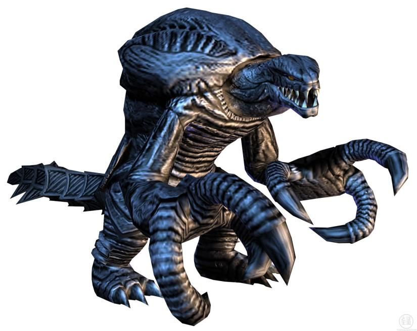 Godzilla_Unleashed_-_Monster_-_Orga_1