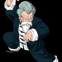 Master Roshi vs Sasuke