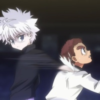 Killua vs Zushi
