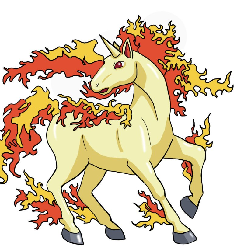 Pokemon___Rapidash_by_greeneyez