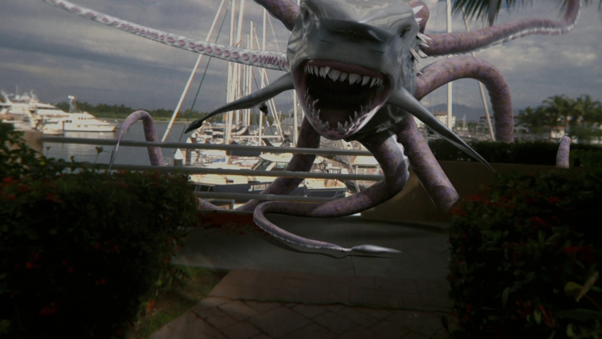 Megalodon vs Sharktopus | DReager1's Blog