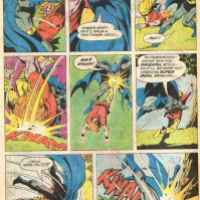 Richard Dragon vs Batman