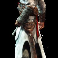 Kratos vs Altair