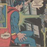 Superman vs Master Jailer