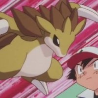 Sandslash vs Ash