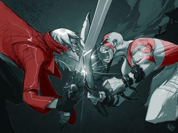 Dante_vs__Kratos_