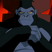 Gorilla Grodd vs Ultra Humanite