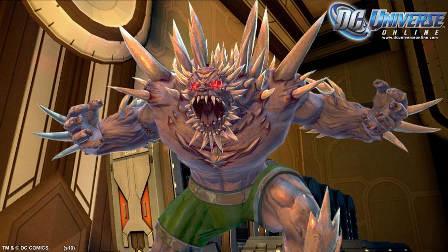 Red Hulk vs Doomsday | DReager1's Blog Red Hulk Vs Doomsday