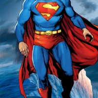 Superman vs Turles