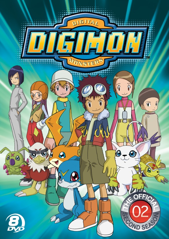 Digimon Adventure 02 Review