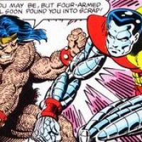 Barbarus vs Colossus